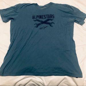 Men's Alpinestars T-shirt